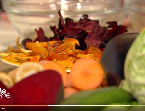 Gemüsechips selbst gemacht
